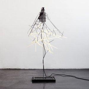 Lampadaire FractalLED par Arik Levy