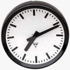 Kleine Bakelite Uhr von Pragotron