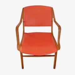 AX Stuhl von Peter Hvidt von Orla Molgaard Nielsen für Fritz Hansen