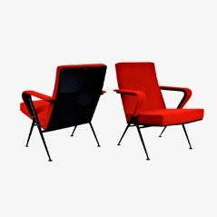 Repose Chairs by Friso Kramer for De Cirkel, 1969, Set of 2
