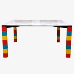 pierre table by george sowden for memphis milano 1981