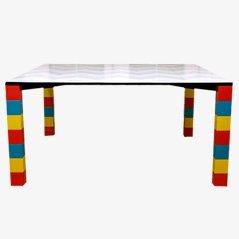 Pierre Tisch von George Swoden für Memphis Milano, 1981