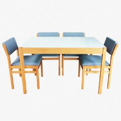 Dining Set by Cees Braakman for Pastoe, 1960s