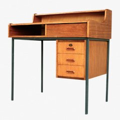 Mid-Century Writing Desk by Cees Braakman for Pastoe, 1950s