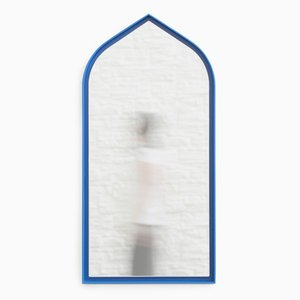 Gothic Panorami Mirrors in Blue by Enrica Cavarzan, Set of 3