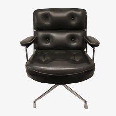 Lobby Chair von Charles & Ray Eames für Vitra, 1980er