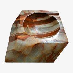 Industrieller Onyx Aschenbecher, Spanien