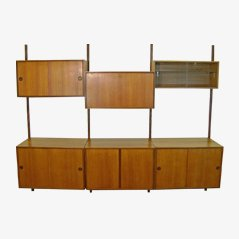 Wall Unit by Poul Cadovious for Cado, 1960s