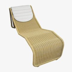 P.3S Deck Chair by Tito Agnoli for Pierantonio Bonacina