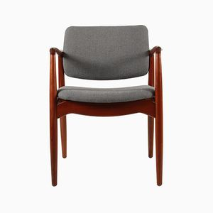 Mid-Century Model 67A Desk Chair by Erik Buch for Ørum Møbelfabrik