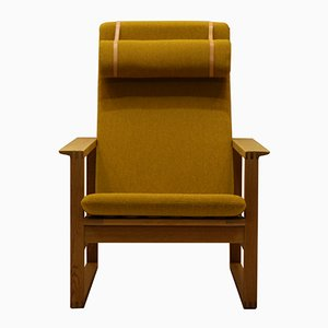 BM 2254 Easy Chair by Børge Mogensen for Fredericia Stolefabrik, 1950s