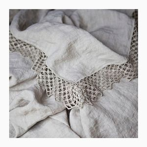 Tablecloth with Macramé by Once Milano, 2017