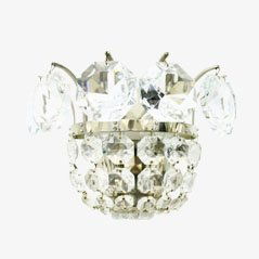 Austrian Wall Sconce from Bakalowits, 1960s