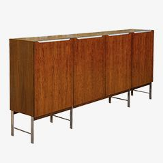 Mid Century Rosewood Sideboard by Fristho, 1960s