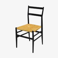Leggera Dining Chair by Gio Ponti for Cassina, 1950s