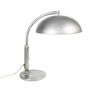 Vintage Dutch Table Lamp by H. TH. J. A. Busquet for Hala