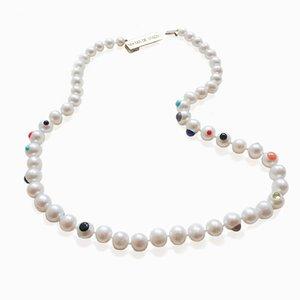 Collier de Perles L'ArcoBaleno par Nektar de Stagni