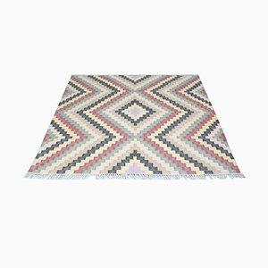 Großer Geometrischer Teppich von House Doctor