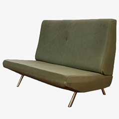 XI Triennale Two-Seater Sofa by Marco Zanuso for Arflex, 1957