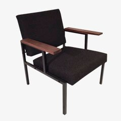Mid-Century Stuhl von Gijs van der Sluis für Gispen, 1950er