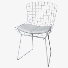 Vintage Children's Chair by Bertoia, 1950s