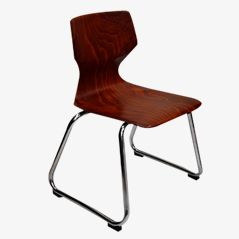 Children's Chair by Flottoto, 1960s