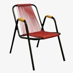 Chaise pour Enfant Vintage, 1950s