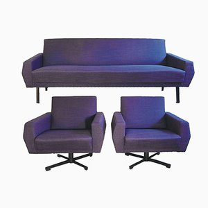 Living Room Set by Dieter Wäckerlin, 1960s
