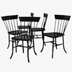 Settler Esszimmerstühle von Tomas Sandell für All In Wood, 6er Set