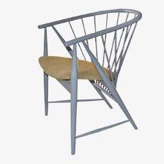 Solfjädern Chair by Sanna Rosén for Nesto, 1950
