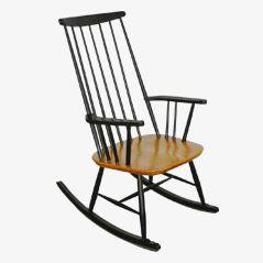 Rocking Chair by Roland Rainer, 1955