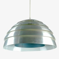 Dome Pendant Light by Hans Agne Jakobsson for Markaryd, 1960s