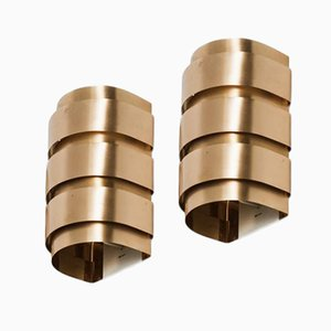 Model V-155 Wall Lamps from Hans-Agne Jakobsson, Set of 2