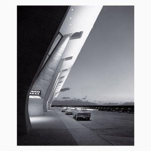 Eero Saarinen, Dulles International Airport, Chantilly, par Balthazar Korab, Virginie
