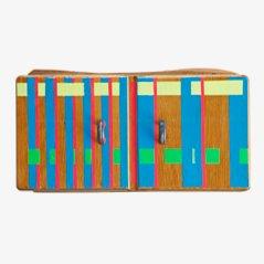 Mobiletto da parete Wirtschaftliche Verflächtung di Markus Friedrich Staab