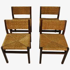 Esszimmerstühle von Martin Visser & Walter Antonis, 4er Set