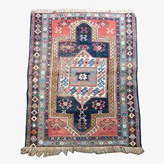 Oriental Caucasian Rug, 1900s