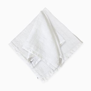 Set of Two Linen Napkins by Once Milano