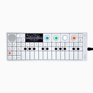 Synthéthiseur Portable OP-1 par Teenage Engineering