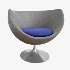 Crobus Lounge Chair by Pierre Guariche