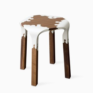 Plastic Nature Stool by Alexander Pelikan