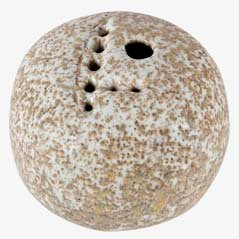 Spherical F192 Vase from Jørgen Mogensen