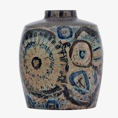 Baca Faience Vase von Nils Thorsson für Royal Copenhagen