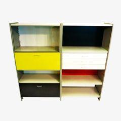design regale online kaufen bei pamono pamono. Black Bedroom Furniture Sets. Home Design Ideas