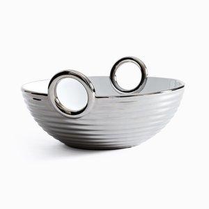 Alaya Ceramic Basket by Satyendra Pakhalé