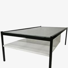 H-12 Niedriger Tisch von Coen de Vries für Gispen