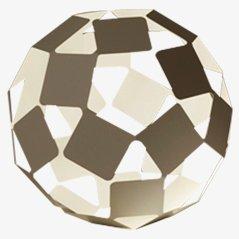 Tanzende Quadratische Lampe, Klein