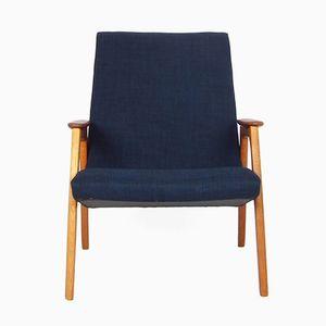 Mid-Century Sessel von Louis van Teeffelen für WéBé