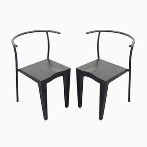 Vintage Dr. Glob Chairs von Philippe Starck für Kartell, 1988