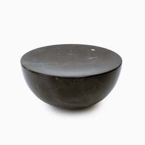 Meditation Stool in Black (small) by Michael Anastassiades